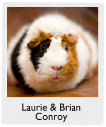 Laurie & Brian Conroy